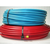 TUBE PER BLEU 13/16 LONG 120 METRES