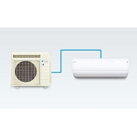 SPLIT MURAL ATLANTIC ASYG9 LMC INVERTER REVERSIBLE 2500 W FROID
