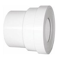 PIPE PVC COURTE POUR WC DN 100  - 85/107
