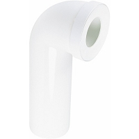 PIPE PVC LONGUE 300 MM POUR WC DN 100  - 85/107